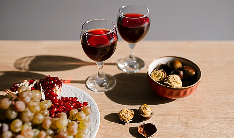 Aphrodisierende Getränke: Rotwein