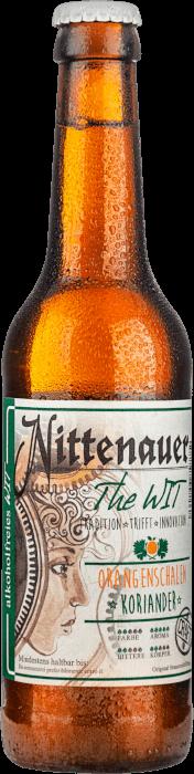 Ausgefallene Getränke: Nittenauer WIT alkoholfreies Bier