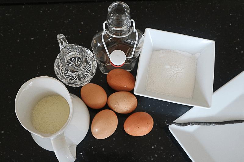 Das Eierlikör-Rezept mit weißem Rum