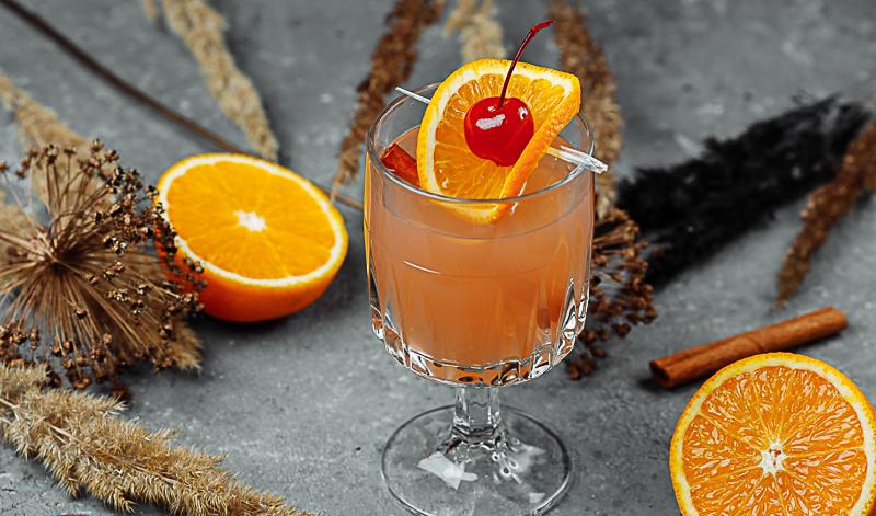 Glüh-Gin ist das Trend-Getränk des Winters!