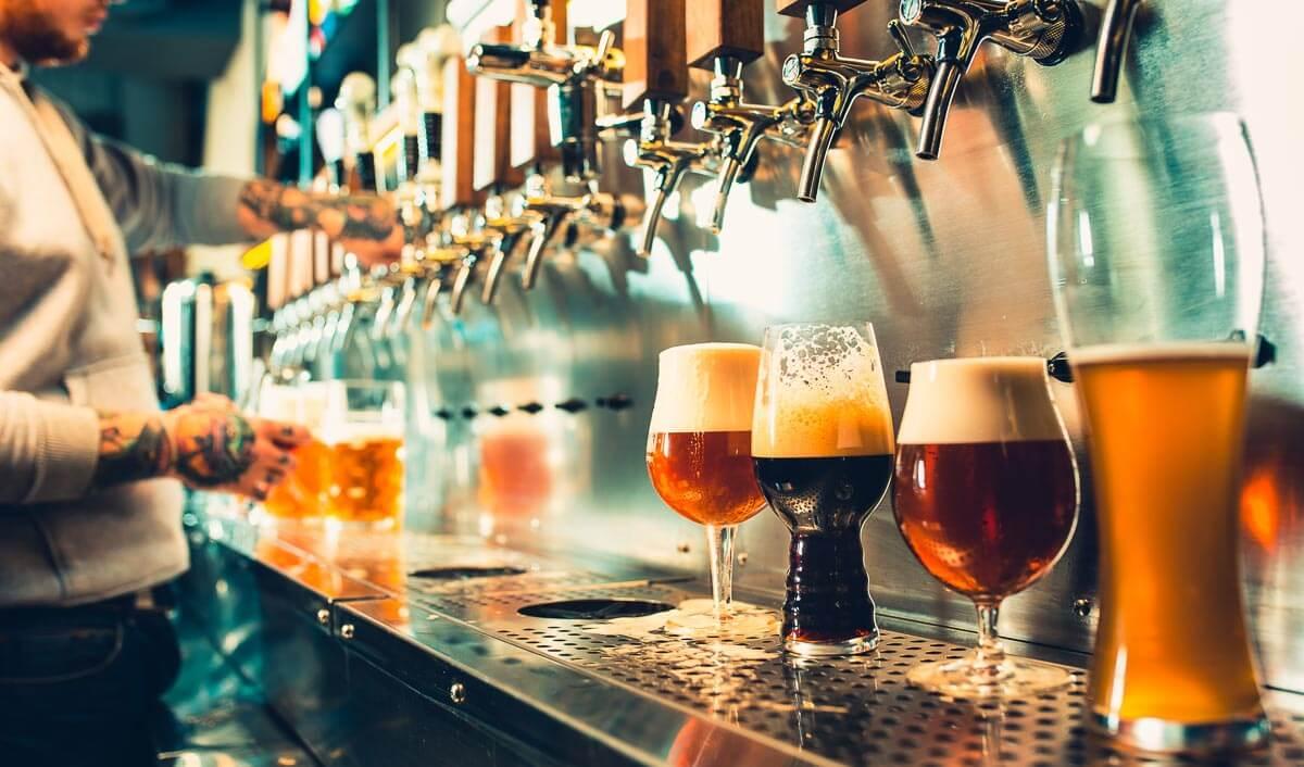 Hier findest du die unterschiedlichen Biersorten und ihre Merkmale im Überblick.
