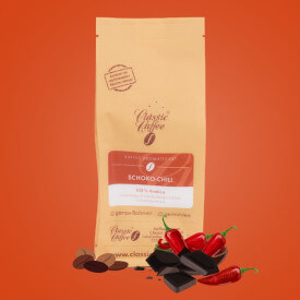 Classic Caffee Schoko Chili Kaffee