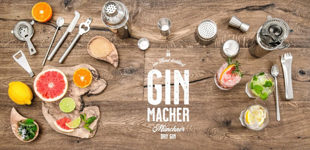 Ginmacher Gin