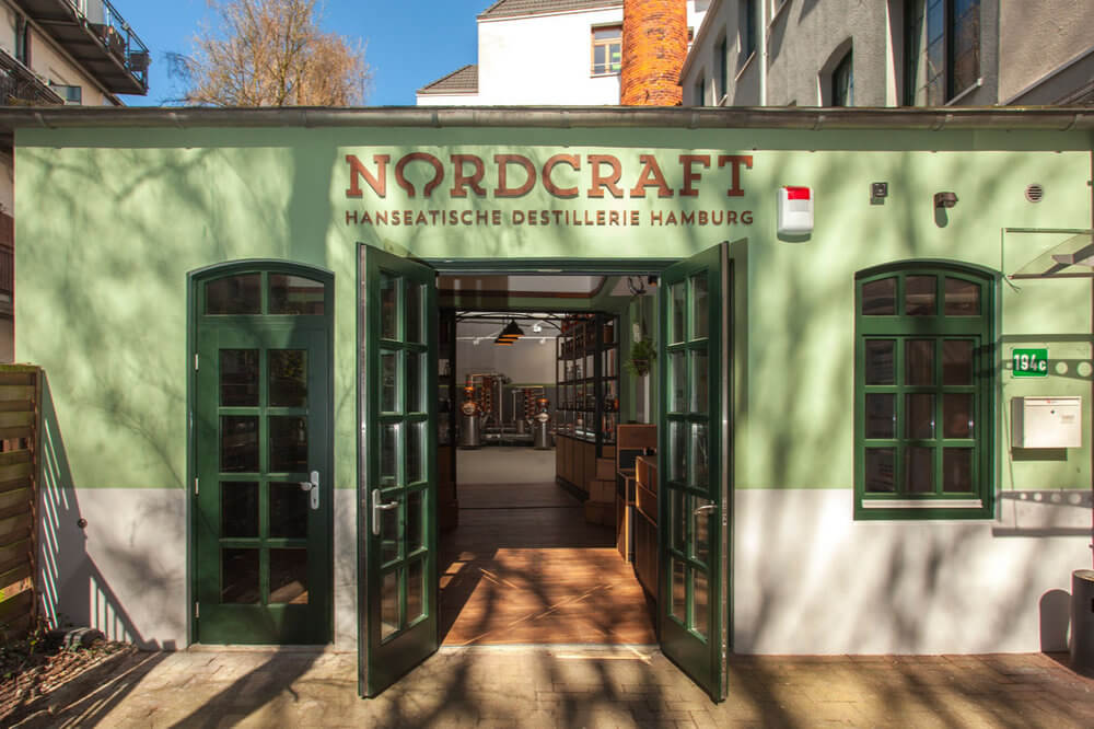 NORDCRAFT Hanseatische Destillerie Hamburg
