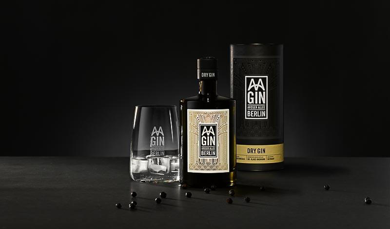 AA Gin - Dry Gin