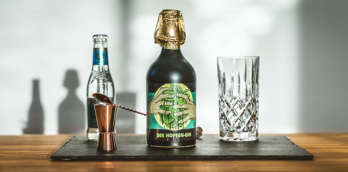 Braumanufaktur Hertl - Der Hopfen Gin