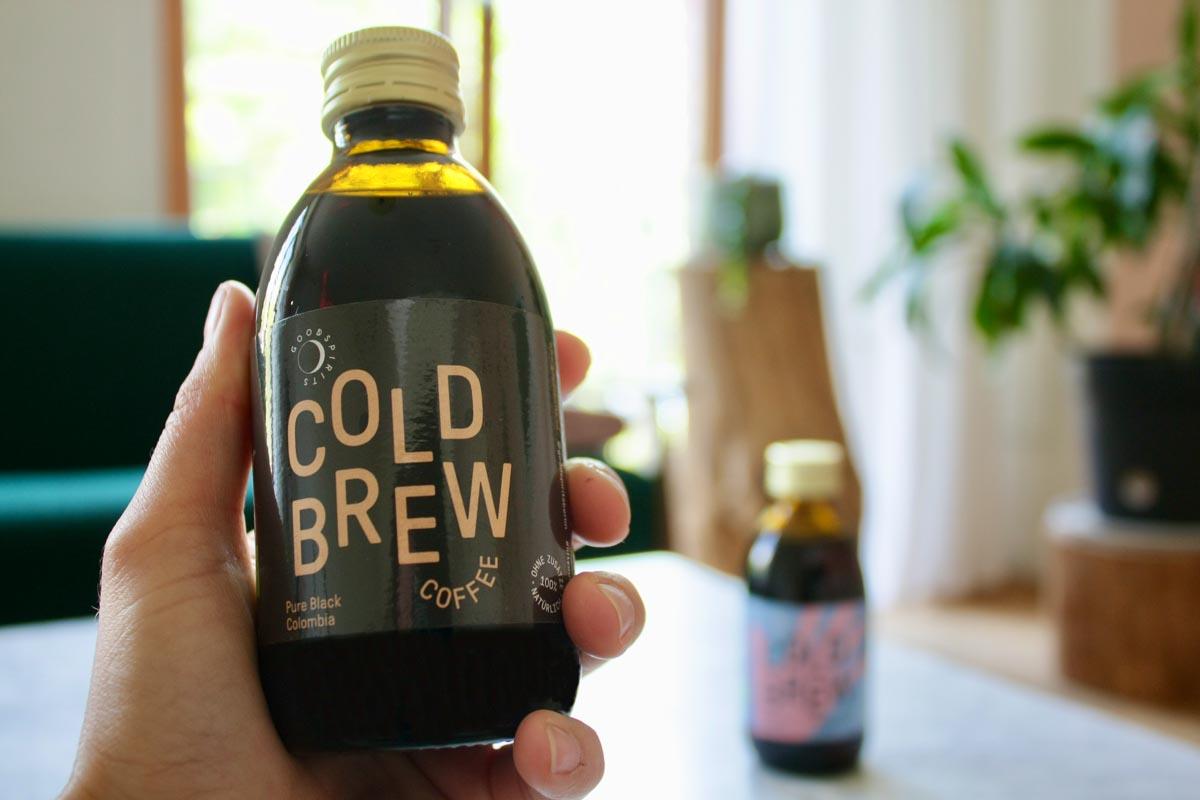 Good Spirits Cold Brew Coffee