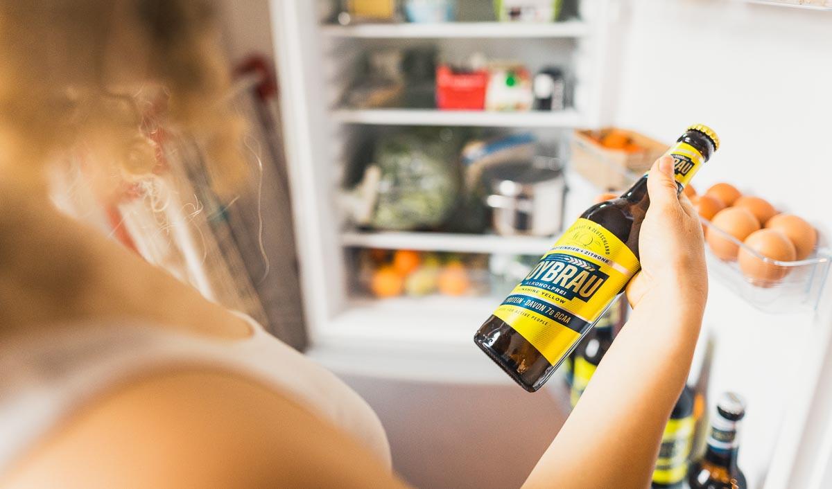 JoyBräu alkoholfrei - PROTEINBIER + ZITRONE
