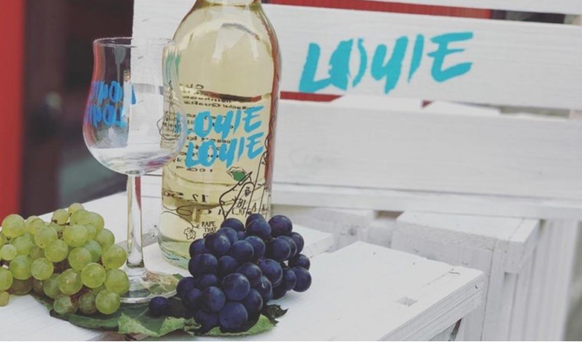 Louie Louie Bio Weißwein-Cuveé