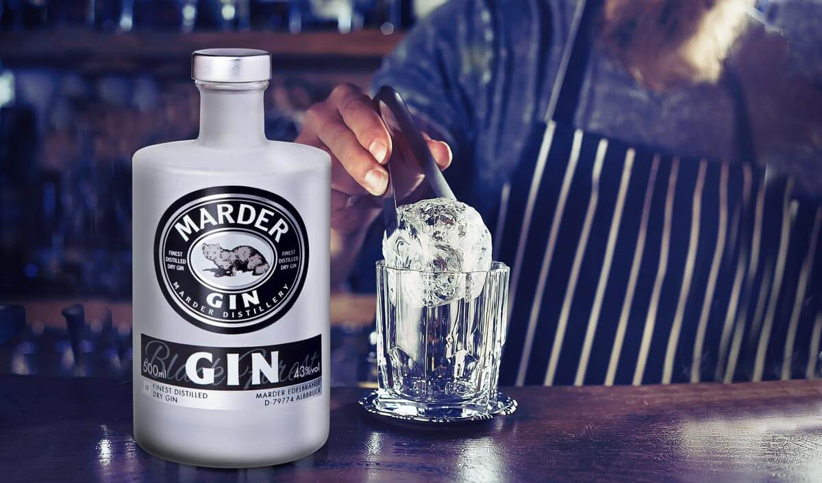 Marder Gin