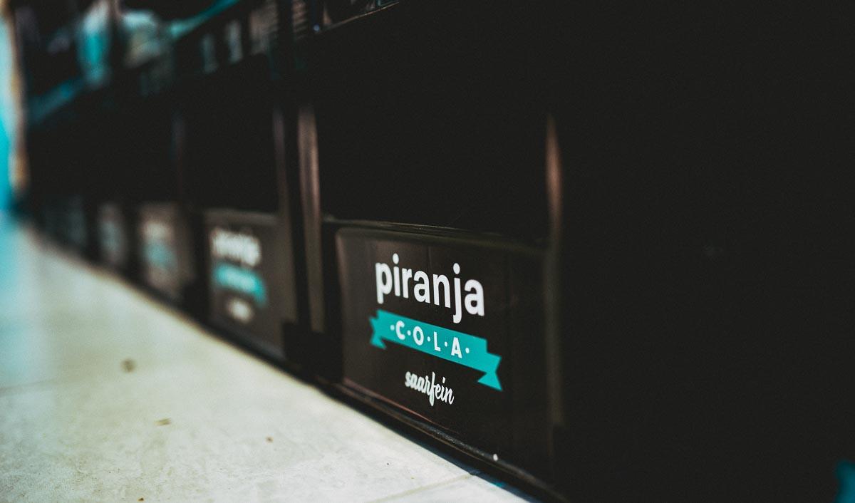 Piranja Cola Beauty Shot