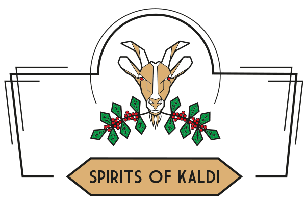 Spirits of Kaldi Kaffeegin