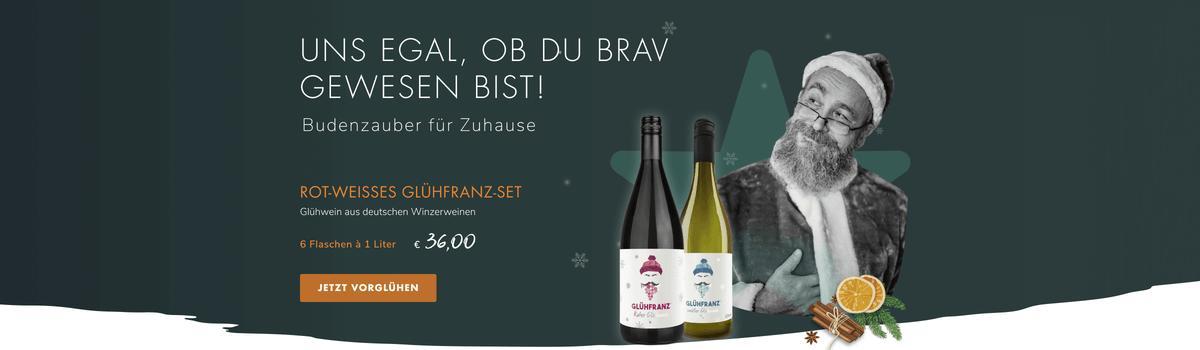 Adventszeit mit Winzerglühwein, Zimtlikör, Nusslikör und Craft Beer
