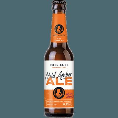 6x ROTSIEGEL Mild Amber Ale