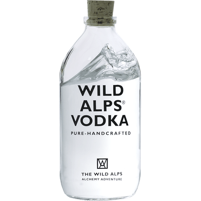 WILD ALPS VODKA - Pure