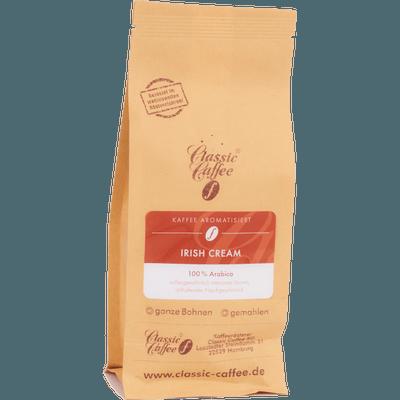 Aromatisierter Kaffee - Irish Cream