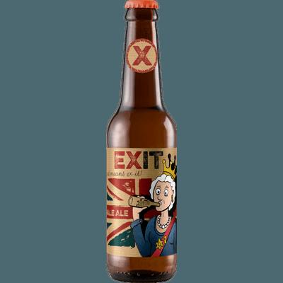 """12x """"Ex it"""" Dump Beer Pale Ale"""