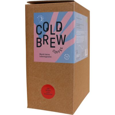 Good Spirits Cold Brew - Äthiopien BIO - 3L Bag-in-Box