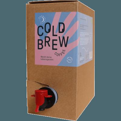 Good Spirits Cold Brew - Äthiopien BIO - 3L Bag-in-Box - 2