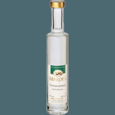 Marder Gravensteiner Apfelbrand, 200ml