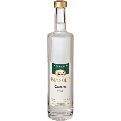Marder Quittenbrand, 500ml