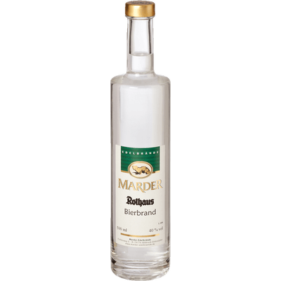 Marder Rothaus Bierbrand, 500ml