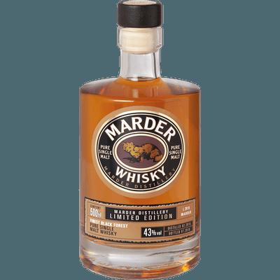 Marder Single Malt Whisky - Limited Edition 2018, 500ml