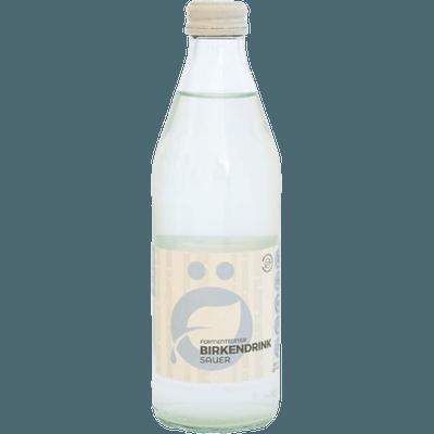 12x SAUER - fermentierter Birkensaft pur