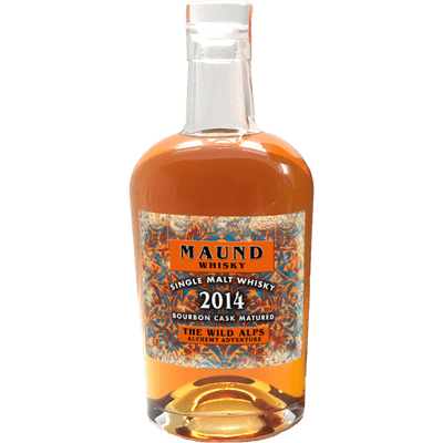 "The Wilp Alps - Maund Whisky ""Single Malt 2014"""