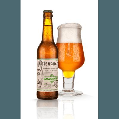 Doldenzwerg - Bayerisch Pale Ale mit Glas
