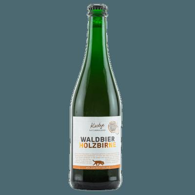 Kiesbye Waldbier Holzbirne