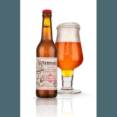 Le Chauffeur - alkoholfreies IPA mit Glas