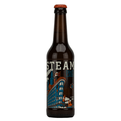 Steamworks Brewing Co. Craft Lager
