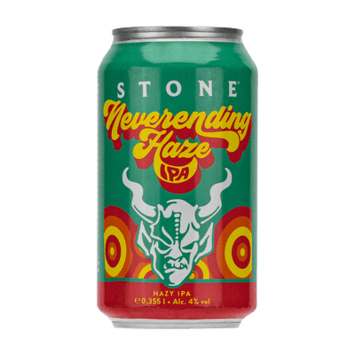 Stone Brewing Neverending Haze IPA
