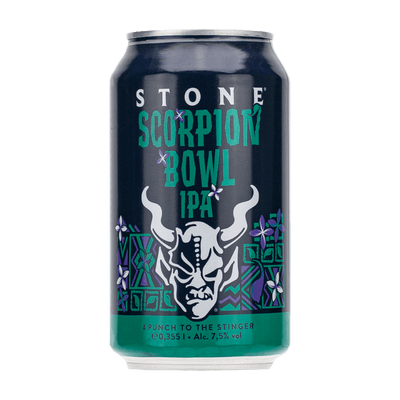 Stone Brewing Scorpion Bowl IPA
