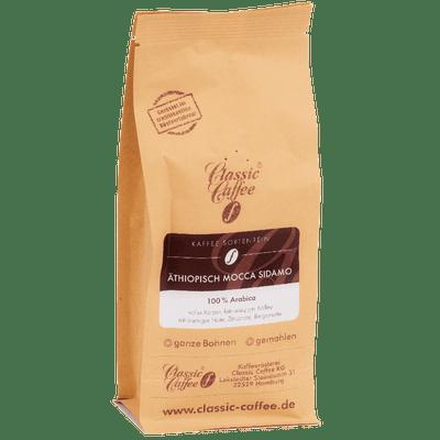 Kaffee Äthiopisch Mocca Sidamo