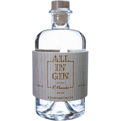 ALL IN GIN - Schwarzwald Dry Gin