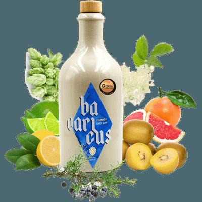 Bavaricus - Munich Dry Gin Botanicals