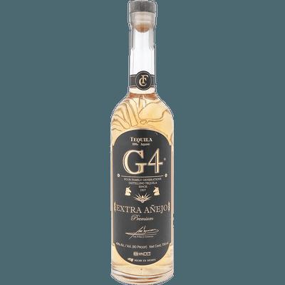 G4 Tequila Extra Añejo