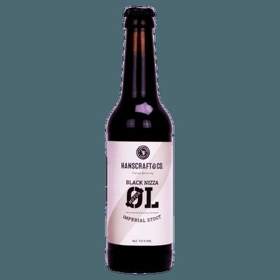 Hanscraft & Co. Black Nizza Imperial Stout