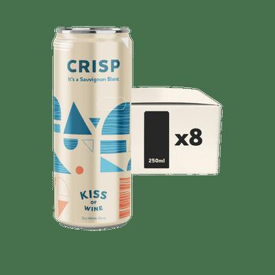 8x Crisp - Sauvignon Blanc