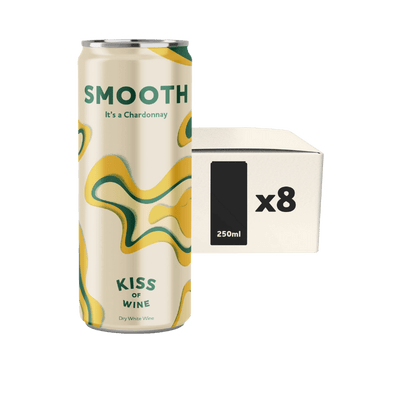 8x Smooth - Chardonnay