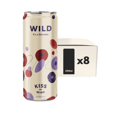 8x Wild - Dolcetto
