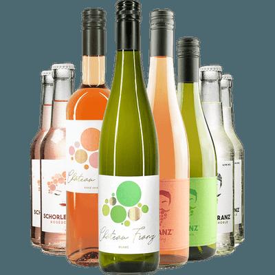 8x Wein - Kleine Weinprobe Schorlefranz