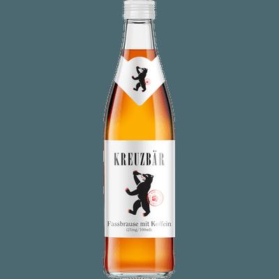 KREUZBÄR – Berliner Fassbrause mit Koffein 0,5L