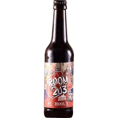 Room 203 - Mohn Milk Stout
