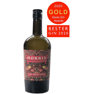 Morris Monaco Orange - London Dry Gin 2