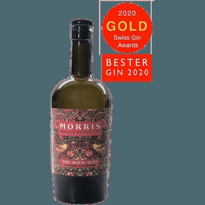 Morris Monaco Orange - London Dry Gin 2