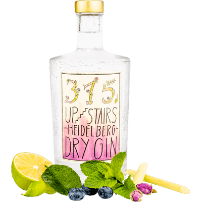 Upstairs Dry Gin