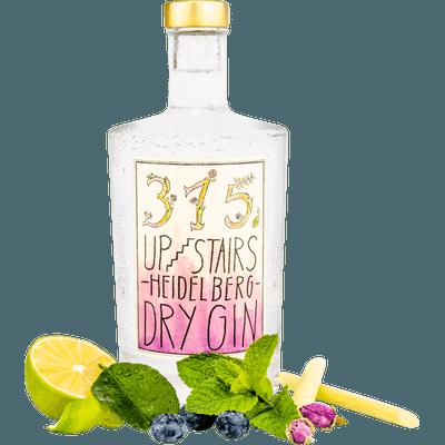 Upstairs Dry Gin
